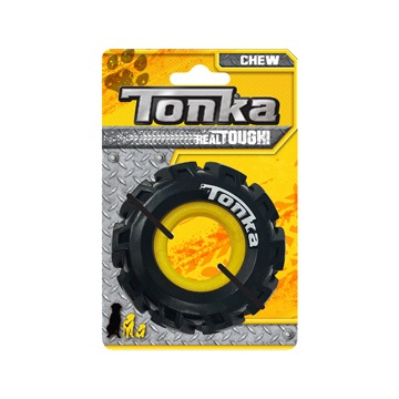 Dog & cat Tonka Seismic Tread Tire with Insert, 3.5""