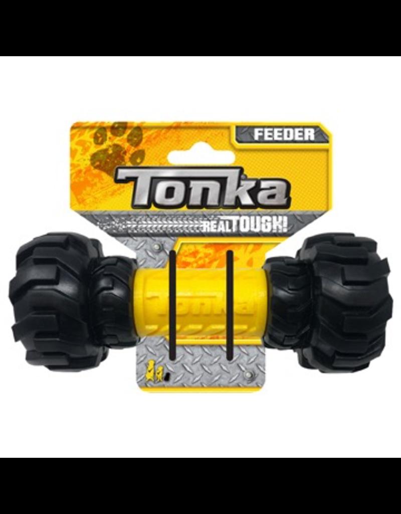 """Dog & cat Tonka Axle Tread Feeder, 7"""""""