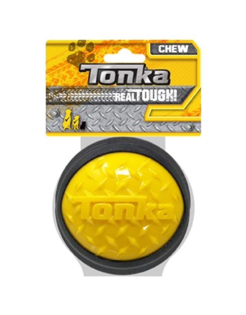 Dog & cat Tonka Diamond Clad Ball, 4""
