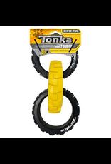 """Dog & cat Tonka Flex Tread 3-Ring Tug, 10.5"""""""
