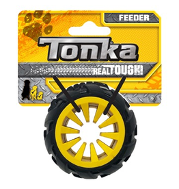 Dog & cat Tonka Mega Tread Treat Holder, 2.5""
