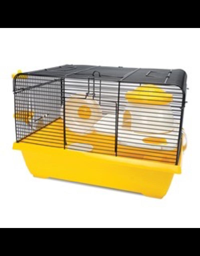 Small Animal Living World Dwarf Hamster Cage - Cottage - 42.5 cm L x 31 cm W x 28 cm H (16.7 x 12.2 x 11 in)