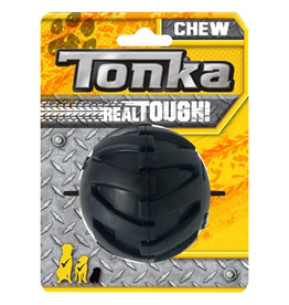Dog & cat Tonka Mega Tread Ball, 3""