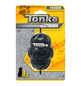Dog & cat Tonka Tri-Stack Tread Feeder, Medium, 3.5""