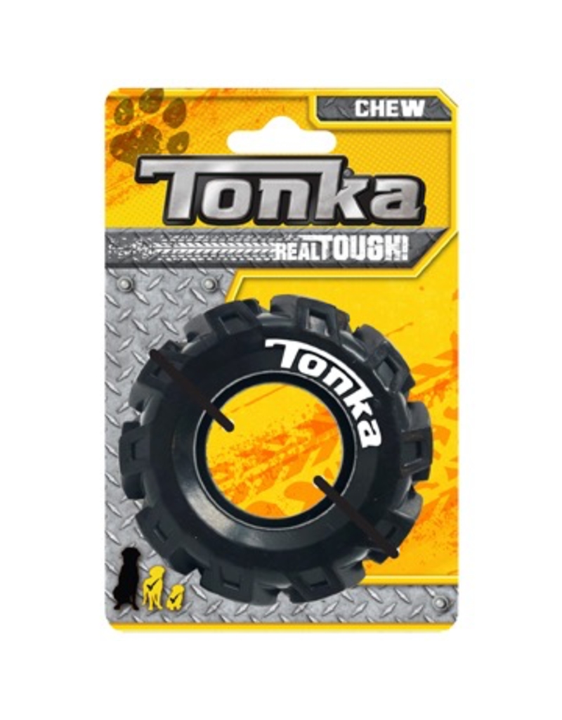 "Dog & cat Tonka Seismic Tread Tire, 3.5"""