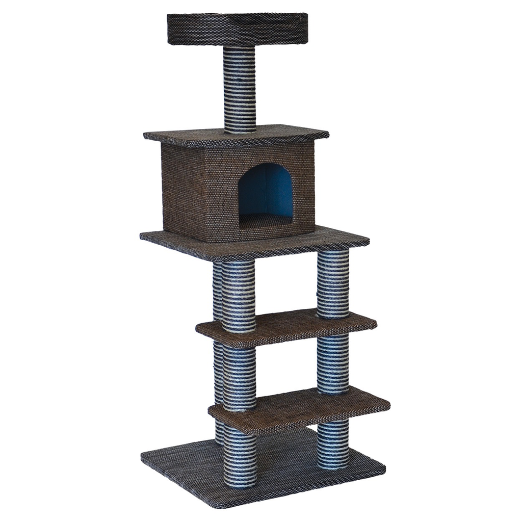 Dog Cat W Cat Tree Scratcher Multi Level 51