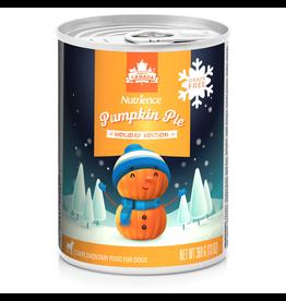Dog & cat (D) NT Holiday Cans, Pumpkin Pie, 369g