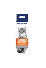 Dog & cat Pro-Sense Liquid Dewormer Solution for Cats 4oz