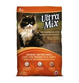 Dog & cat Cat Love Ultra Mix Unscented, Non-Clumping Cat Litter - 10 kg (22 lbs)