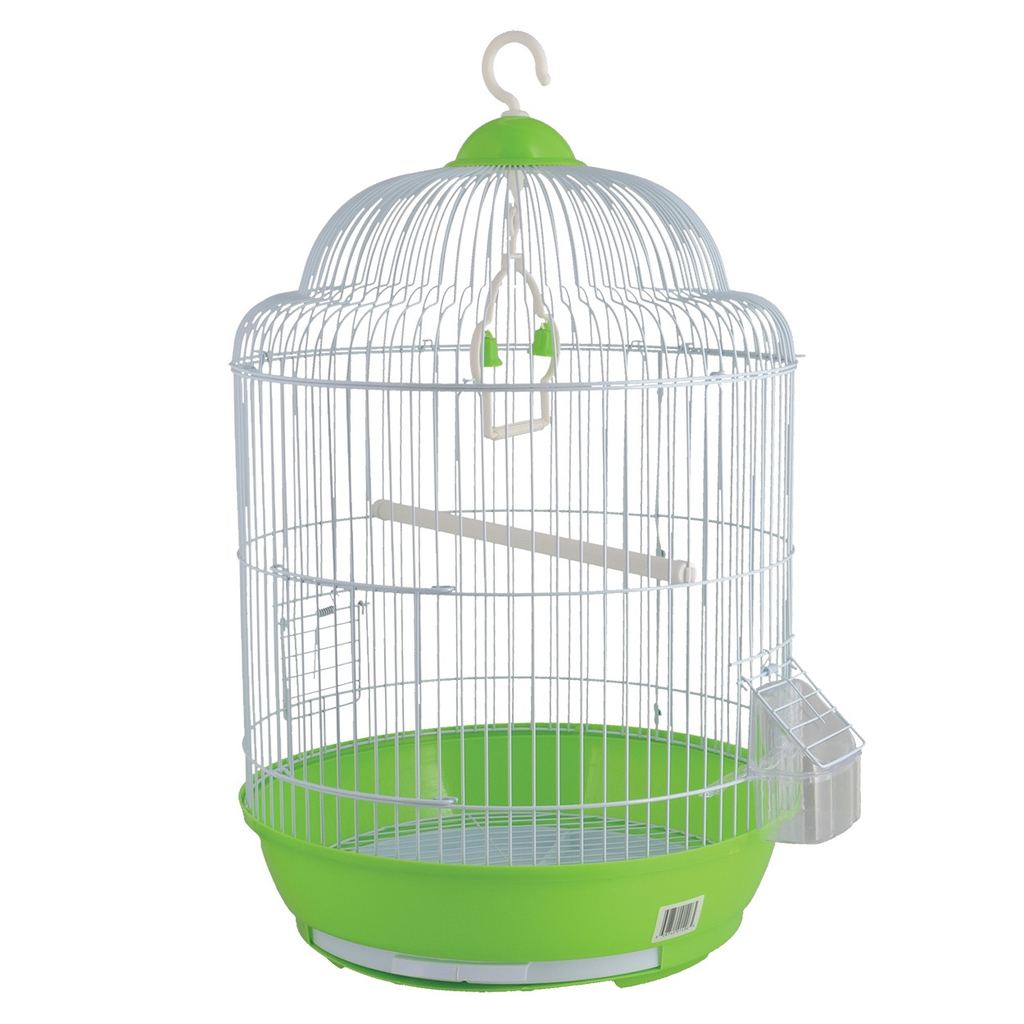 Bird (P) AT Round Bird Cage