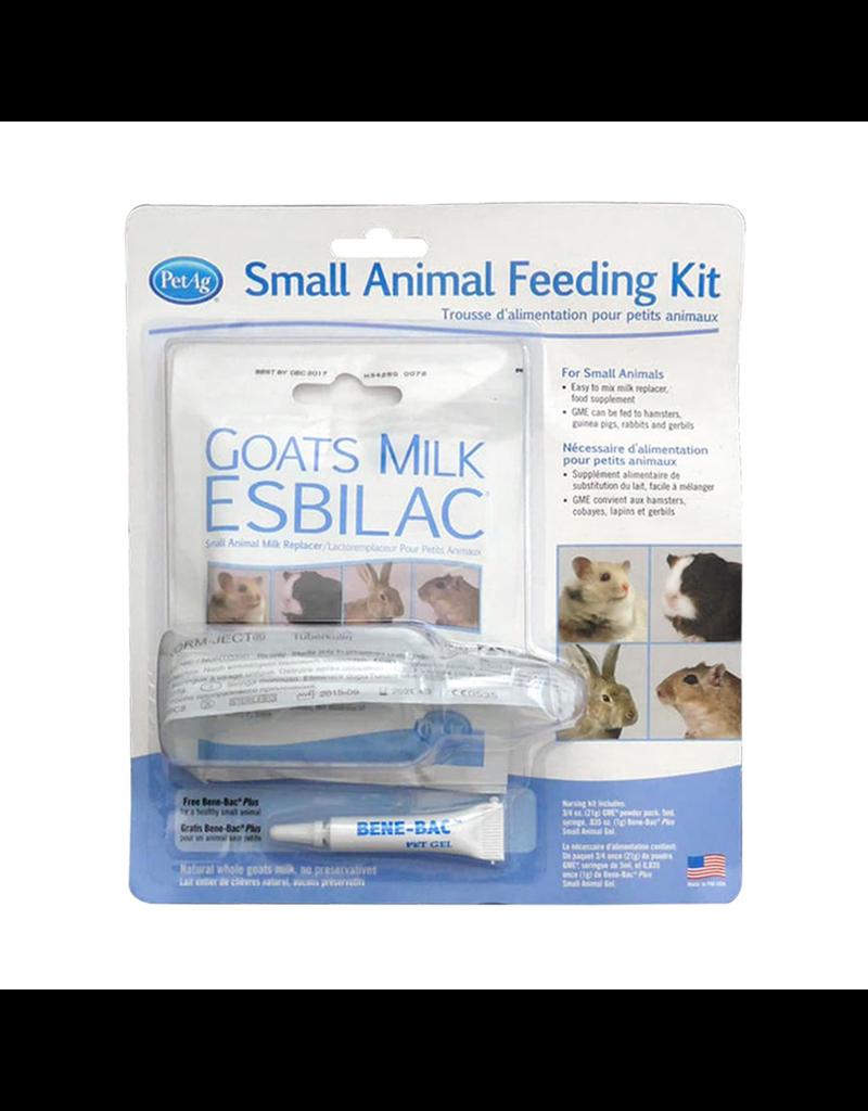Small Animal PetAg Small Animal Feeding Kit - Goats Milk Esbilac