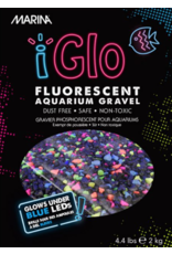 Aquaria Marina iGlo Galaxy Gravel, Multi-Colour, 2 kg