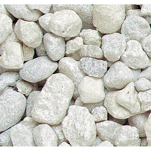 Aquaria Special Spectrastone Gravel - White - 25 lb