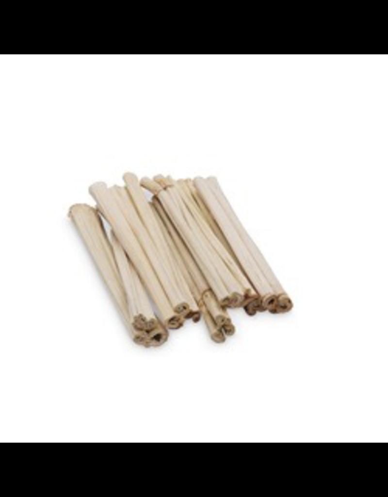 "Small Animal Living World Small Animal Chews, Napier Grass Sticks, 20 pcs, 4"""