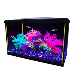 Aquaria Marina iGlo 5G Aquarium Kit, 5 gal