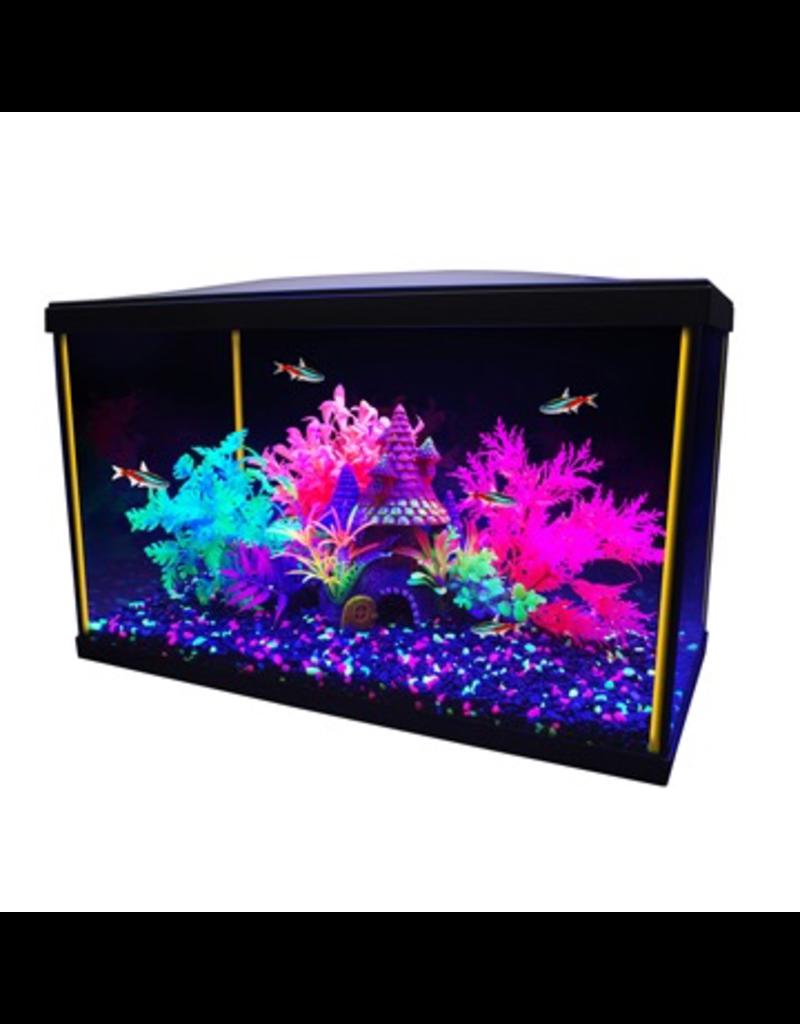 Aquaria Marina iGlo 5G Aquarium Kit, 5 gal