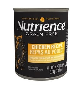 Dog & cat Nutrience Subzero Wet Food for Dogs - Chicken Recipe