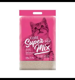 Dog & cat Catit Super Mix Cat Litter PINK - 3.5 kg (7.7 lbs)