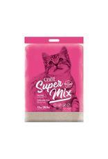 Aquaria Catit Super Mix Cat Litter PINK - 12 kg (26.5 lbs)