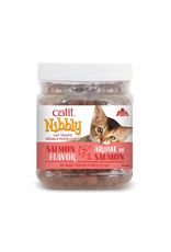 Dog & cat Catit Nibbly Cat Treats - Salmon Flavour - 350 g (12.3 oz) jar