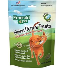 Dog & cat Cat Dental Treat 3oz - Catnip