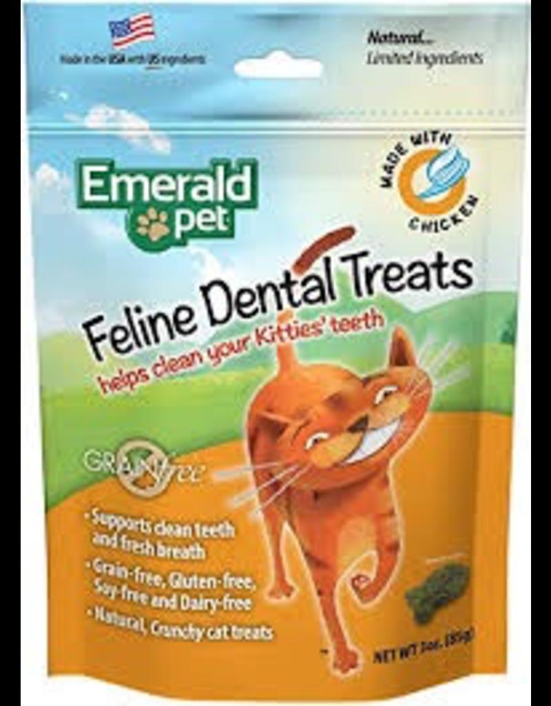 Dog & cat (W) Cat Dental Treat 3oz - Tuna