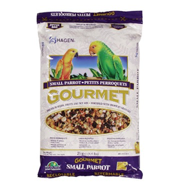 Bird Hagen Gourmet Small Parrot Seed Mix - 2 kg (4.4 lb)