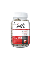 Dog & cat Buddy Jack's Functional Dog Treats - Heart and Immunity - 12 oz