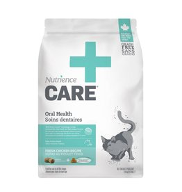 Dog & cat Nutrience Care Cat Oral Care, 3.8kg