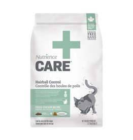 Dog & cat (W) Nutrience Care Cat Hairball Control, 2.27kg
