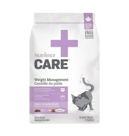 Dog & cat Nutrience Care Cat Weight Management, 2.27kg