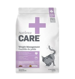 Dog & cat Nutrience Care Cat Weight Management, 5kg