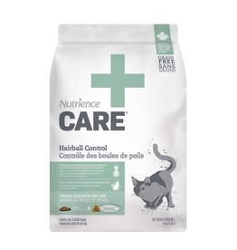 Dog & cat (W) Nutrience Care Cat Hairball Control, 5kg