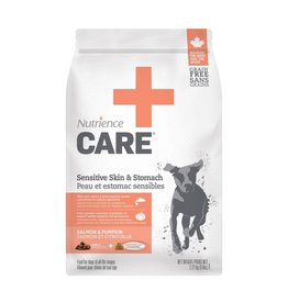 Dog & cat Nutrience Care Dog Sensitive Skin& Stomach, 2.27kg