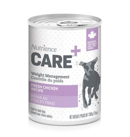 Dog & cat Nutrience Care Dog Weight Management Can, 369g