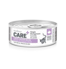 Dog & cat Nutrience Care Cat Weight Management Can, 156g