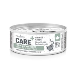 Dog & cat (W) Nutrience Care Cat Hairball Control Can, 156g