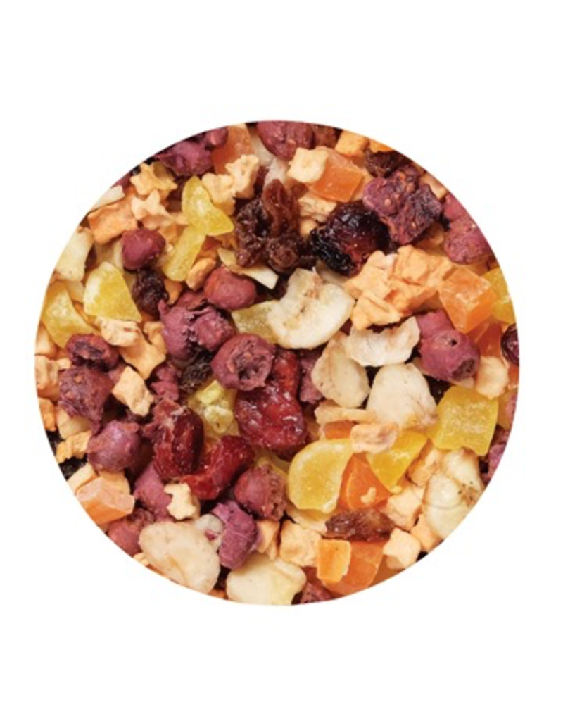 Small Animal Living World Green Gourmet Toppers - Fruit Medley - 215 g (7.6 oz)