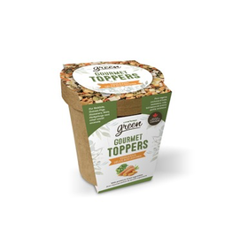 Small Animal Living World Green Gourmet Toppers - Vegilicious - 145 g (5.1 oz)
