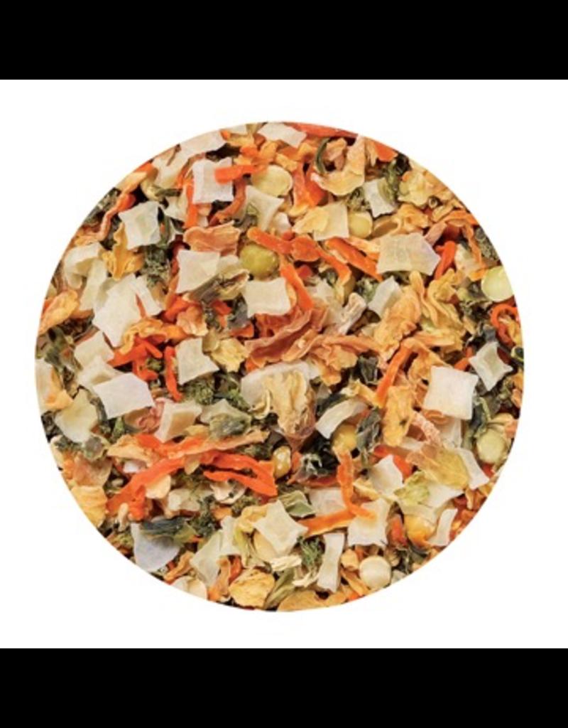 Small Animal Living World Green Gourmet Toppers - Vegilicious - 145 g (5.1 oz)