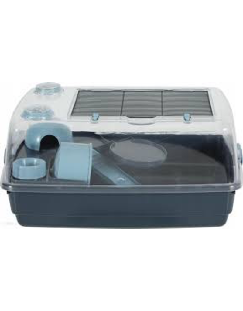 Dog & cat Zolux Indoor2 Vision Cage blue