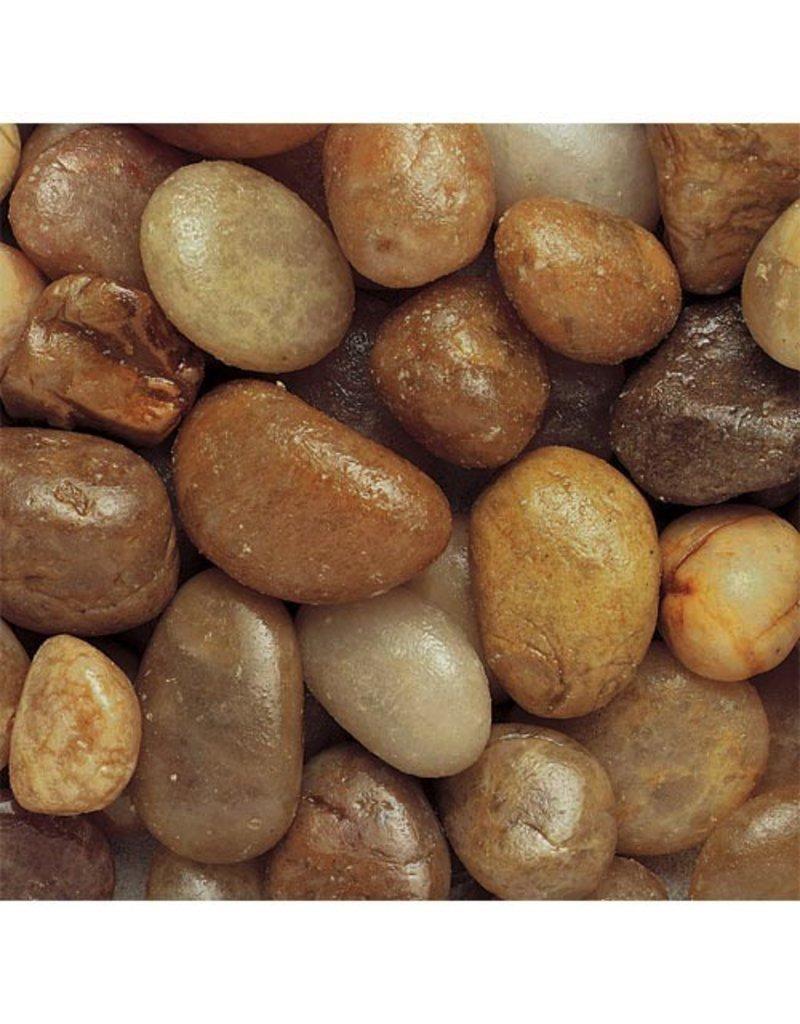 Aquaria Spectrastone Nature Blends Pebbles - Shallow Creek - 25 lb
