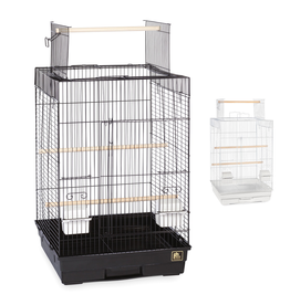 Bird (W) Prevue Hendryx<br /> Cockatiel Playtop Bird Cage - Assorted Colors -