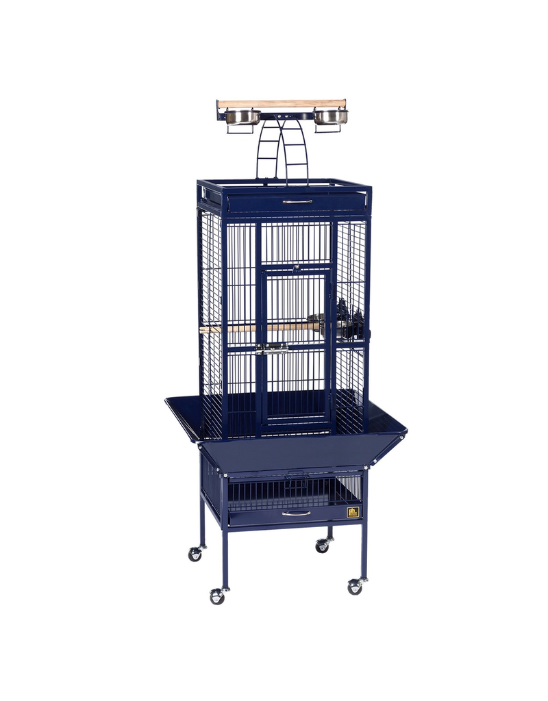 Bird (W) Product PREVUE HENDRYX Select Bird Cage - Blue