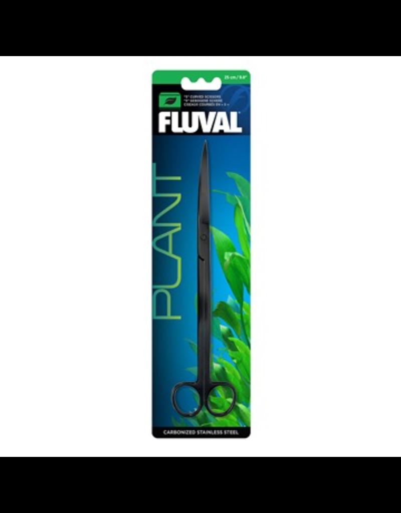 Aquaria (W) Fluval inSin Curved Scissors - 25 cm (9.8 in)