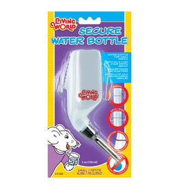Small Animal Living World Secure Water Bottle - Small - 150 ml (5 fl oz)