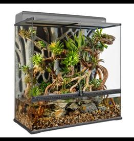"""Reptiles (W) Exo Terra Advanced Paludarium & Rainforest Terrarium - Large X-Tall - 90 W x 45 D x 90 H cm (36"""" x 18"""" x 36"""")"""