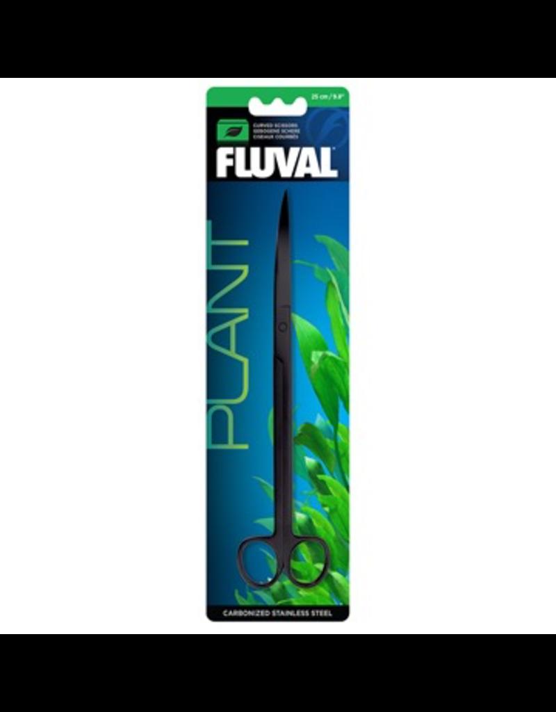 Aquaria (W) Fluval Curved Scissors - 25 cm (9.8 in)