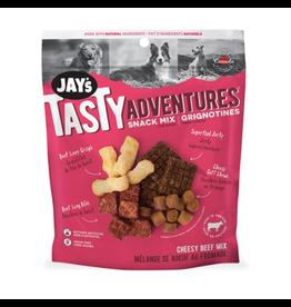 Dog & cat Jays Tasty Adventures Cheesy Beef Snack Mix 100g