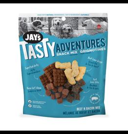 Dog & cat Jays Tasty Adventures Beef n' Bacon Mix 100g